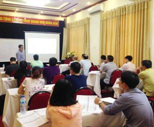FMIT® triển khai đào tạo quản lý dự án tại Hà Nội tháng 07/2017