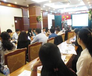 """Chương trình """"Tư vấn nhà lãnh đạo áp dụng chuẩn mực quản lý quốc tế"""" tại TP.HCM"""