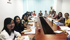 FMIT® triển khai đào tạo Quản lý chuỗi cung ứng tại TP.HCM tháng 10/2017