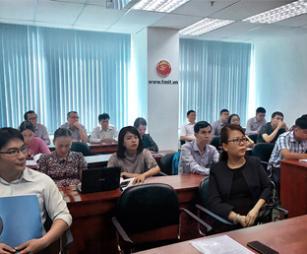 FMIT® triển khai đào tạo Quản trị rủi ro & Kiểm soát nội bộ cho Công Ty Cổ Phần Dịch Vụ Tổng Hợp Sài Gòn (SAVICO)