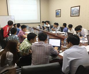 FMIT® đào tạo quản lý dự án chuẩn quốc tế PMI®  tại Công ty Sông Đà 9 (SICCO)
