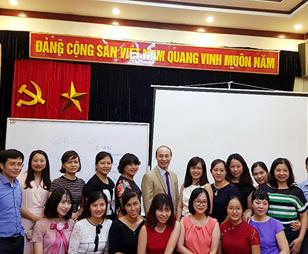 FMIT® triển khai đào tạo Quản trị rủi ro & KSNB tại Hà Nội tháng 09/2017
