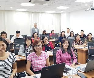 FMIT® triển khai đào tạo Quản trị rủi ro & KSNB tại Hà Nội tháng 11/2017