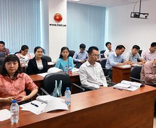 """Chương trình """"FMIT tư vấn nhà lãnh đạo áp dụng chuẩn mực quản lý quốc tế"""" tại TP.HCM"""