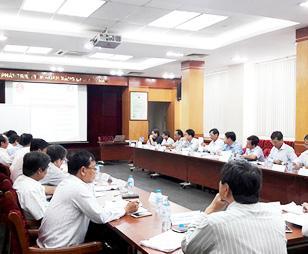 FMIT® triển khai đào tạo Quản trị rủi ro & Kiểm soát nội bộ tại công ty Petrolimex Sài Gòn.