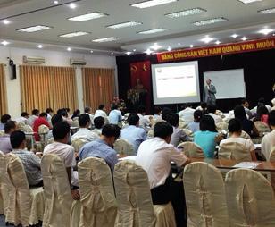 """Chương trình """"Tư vấn nhà lãnh đạo áp dụng chuẩn mực quản lý quốc tế"""" tại Hà Nội"""