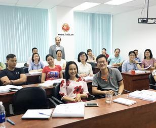 FMIT triển khai đào tạo Quản lý chuỗi cung ứng theo chuẩn quốc tế APICS® tại TP.HCM tháng 06