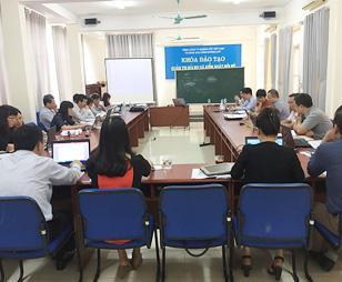 FMIT® đào tạo Quản trị rủi ro & Kiểm soát nội bộ tại Tổng công ty đường sắt Việt Nam (VNR)