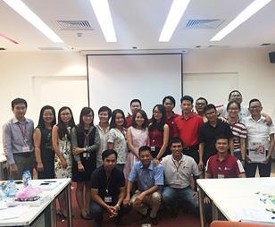 FMIT®  đào tạo quản lý dự án chuẩn quốc tế PMI® tại Công ty DKSH Việt Nam