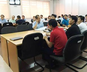 FMIT®  đào tạo quản lý dự án chuẩn quốc tế PMI®  tại Xây Dựng Điện 3
