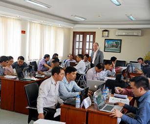 FMIT® đào tạo Quản trị rủi ro & Kiểm soát nội bộ tại Petrolimex Sài Gòn.