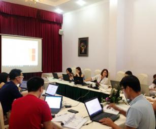 FMIT® triển khai đào tạo Quản trị rủi ro & KSNB tại Hà Nội tháng 07/2017
