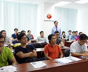 FMIT® triển khai đào tạo quản lý dự án tại TP.HCM