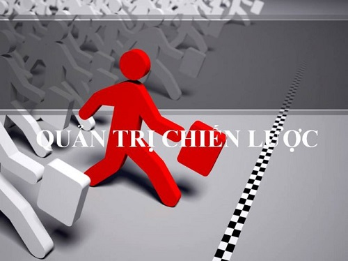 Quản trị chiến lược cho doanh nghiệp