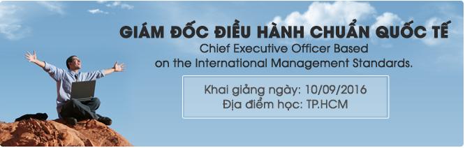 Giám đốc điều hành